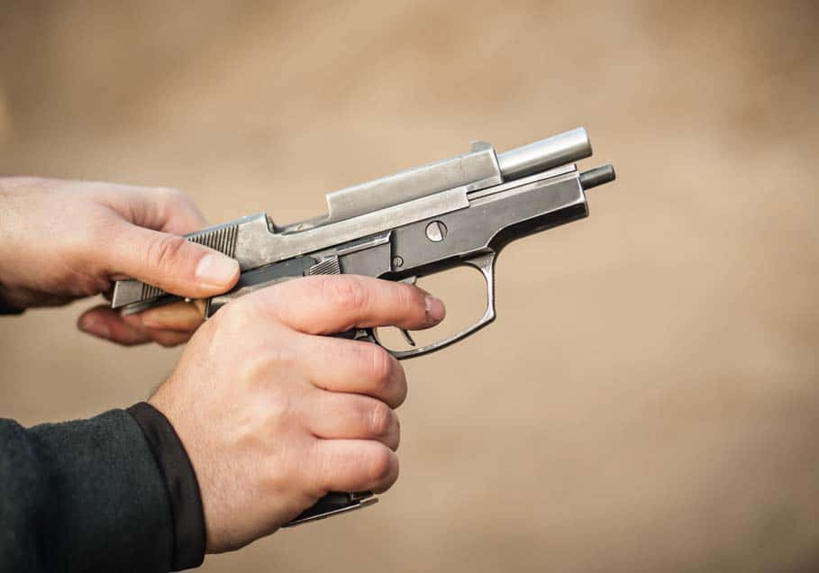 There Are Several Ways To Carry A Firearm While Hunting. Which Carry Gives The Best Control